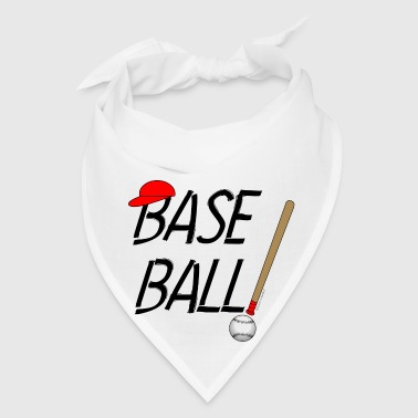 Baseball Exclamation - Bandana