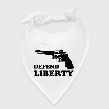 Defend liberty - Bandana