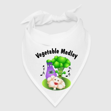 Vegetable Medley - Bandana