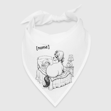 PonyBed Thelwell Cartoon - Bandana