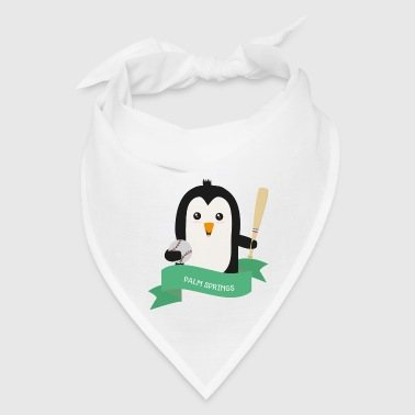 Baseball Penguin from PALM SPRINGS Gift - Bandana