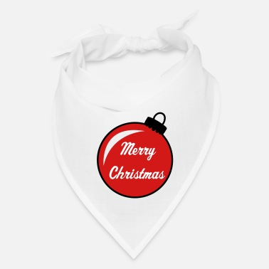 Ornament ornaments and decoration for christmas tree - Bandana