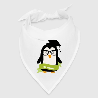 Penguin nerd from Los Angeles Swkicm - Bandana