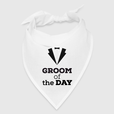 Groom of the Day - Bandana