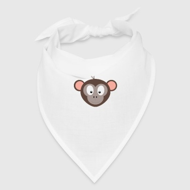 Monkey Face - Bandana