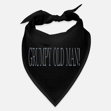 Old grumpy_old_man - Bandana