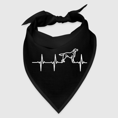 MY HEART BEATS FOR DOGS - Bandana