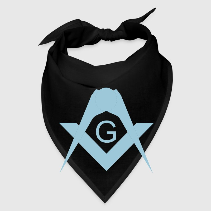 Freemasons bib - Bandana