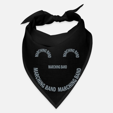 Band Marching Band Smile - Bandana