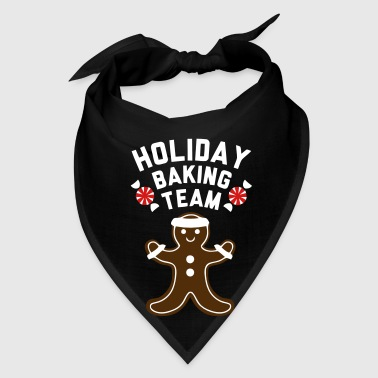 HOLIDAY BAKING TEAM - Bandana