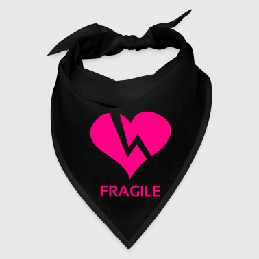 Fragile Heart - Bandana