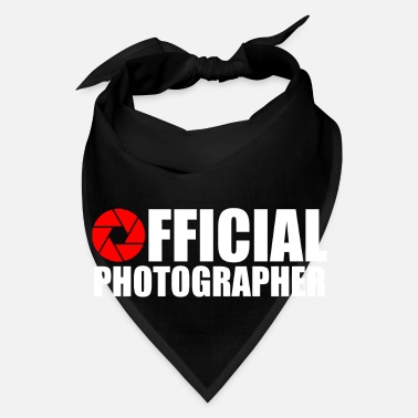 Photographer OFFICAL PHOTOGRAPHER - Bandana