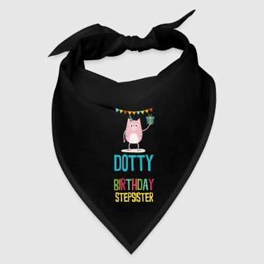 dotty Birthday stepsister - Bandana