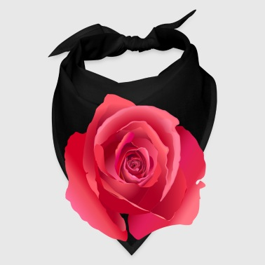 Red Rose - Bandana
