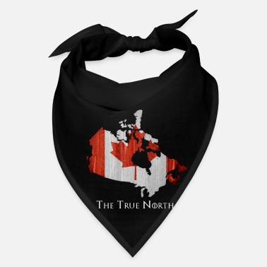North Sea The True North - Bandana