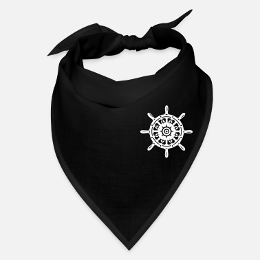 Wheel A ship wheel - Bandana