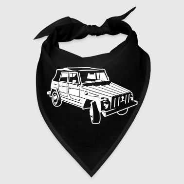 Military Car - Thing 181 - Bandana