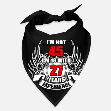 Year Of Birth I m Not 45 I m 18 with 27 Years Experience - Bandana
