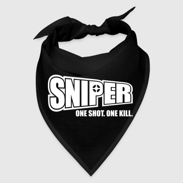 Sniper One Shot One Kill - Bandana