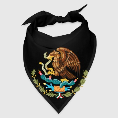 Mexican Coat of Arms - Bandana