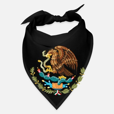 Coat Of Arms Mexican Coat of Arms - Bandana