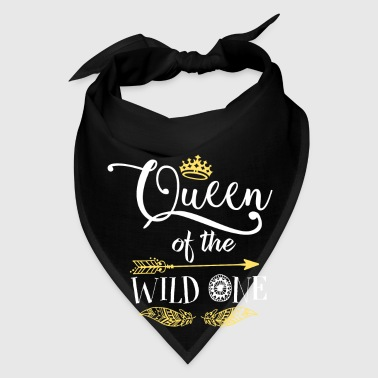 Queen of the wild one - nature scout wildlife - Bandana