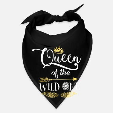 Wild Queen of the wild one - nature scout wildlife - Bandana
