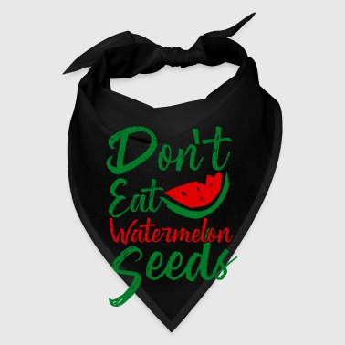 Don't eat Watermelon Seeds - pregnant fruit - Bandana
