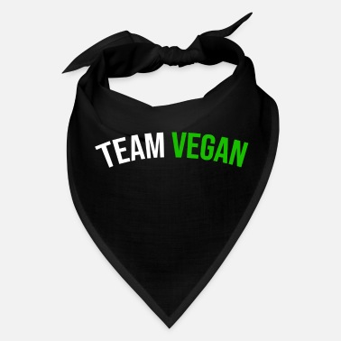 Ecology Vegan Shirt Vegetarian Ecofriendly Veggie Gift - Bandana