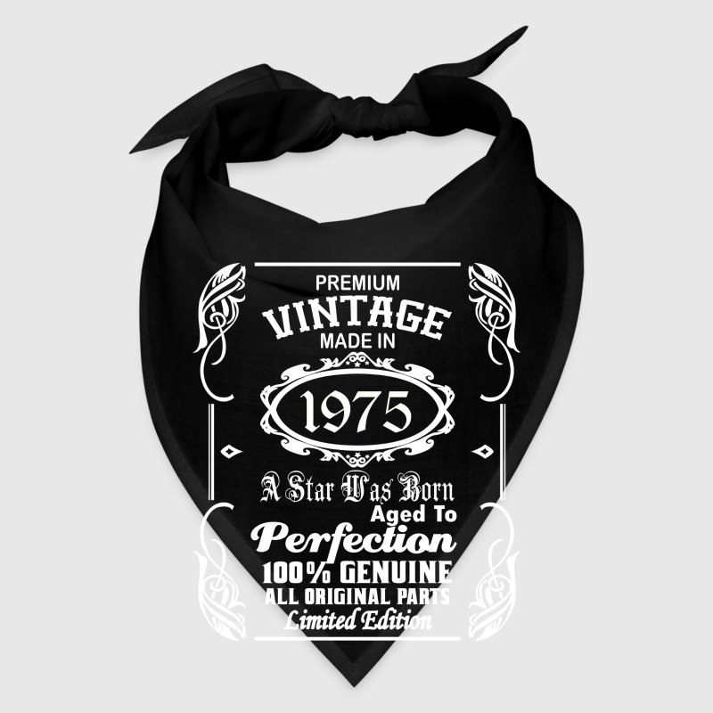 Vintage made in 1975 - Bandana