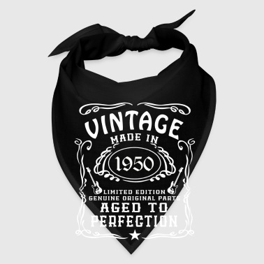 1950 Vintage made in 1950 - Bandana