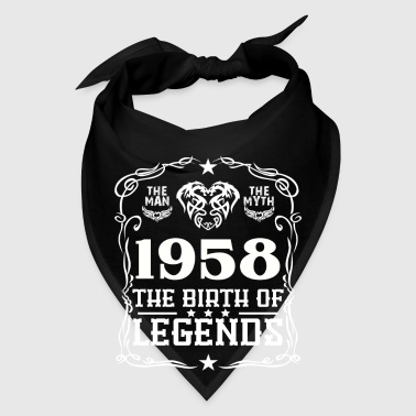 Legends 1958 - Bandana