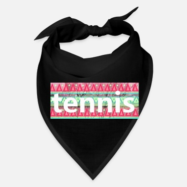 Tribal Tribal Tennis (inverted) - Bandana