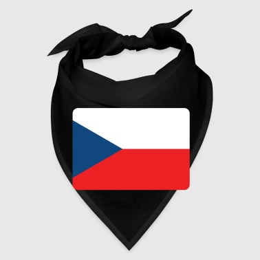 CZECH REPUBLIC FLAG - Bandana