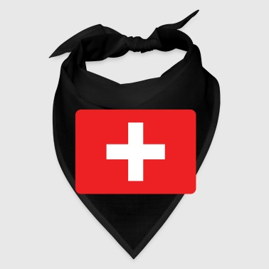 SWISS FRANCS - SWITZERLAND IS THE NUMBER 1 - Bandana