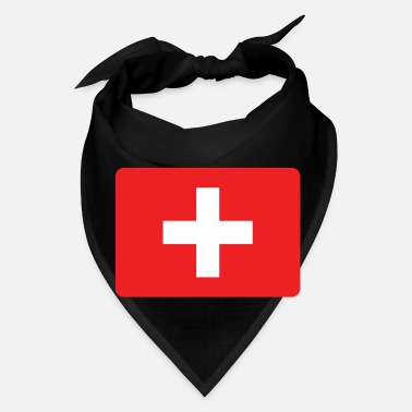Switzerland SWISS FRANCS - SWITZERLAND IS THE NUMBER 1 - Bandana
