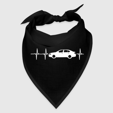 MY HEART BEATS FOR CARS! - Bandana