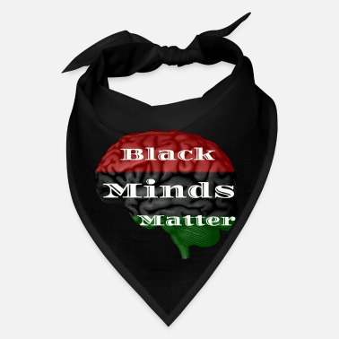 Communism Black Minds Matter Pan African  - Bandana
