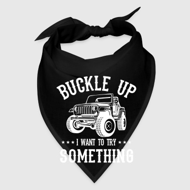 Buckle up offroad design - Bandana