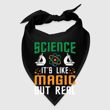 Science like magic - Bandana