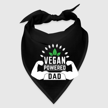 Vegan powered Dad - Bandana