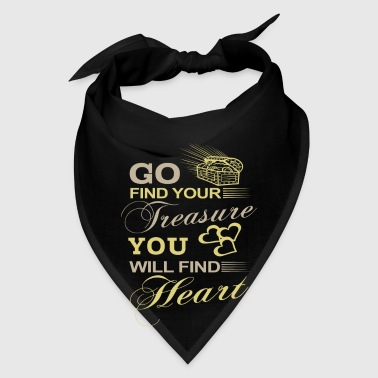 Find Treasure Find Heart - Bandana