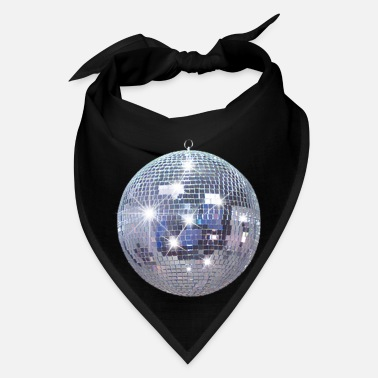 Ball Disco Ball  - Bandana