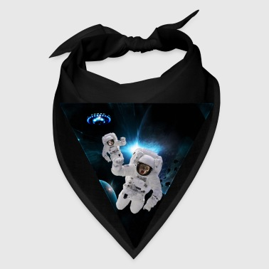 Cats Lost in Space - Bandana