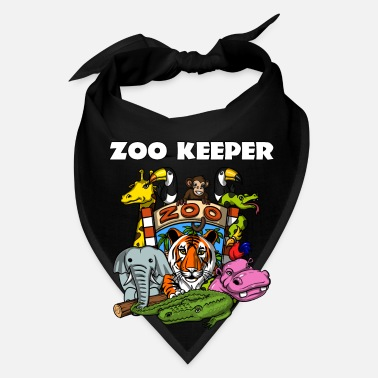 Zoo Future Zoo Keeper - Bandana