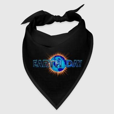 Earth Earth Day Earth Blast - Bandana