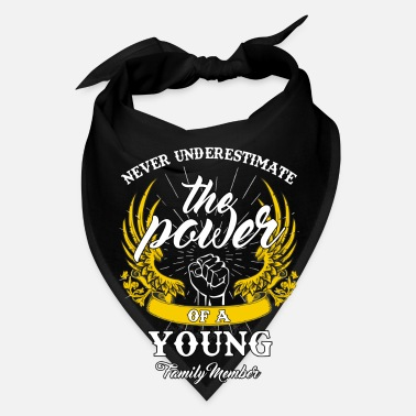 Young The power of the young - Bandana