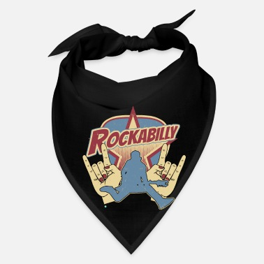 Rockabilly enjoy rockabilly - Bandana