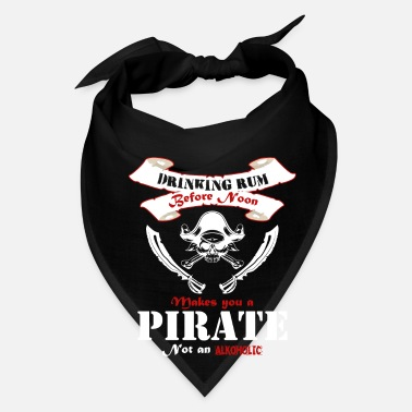 Rum Pirates And Rum - Bandana