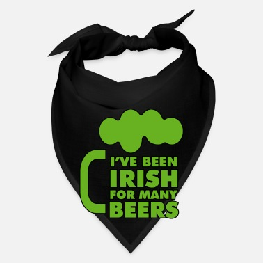 Irish Beer Funny Irish Beer - Bandana